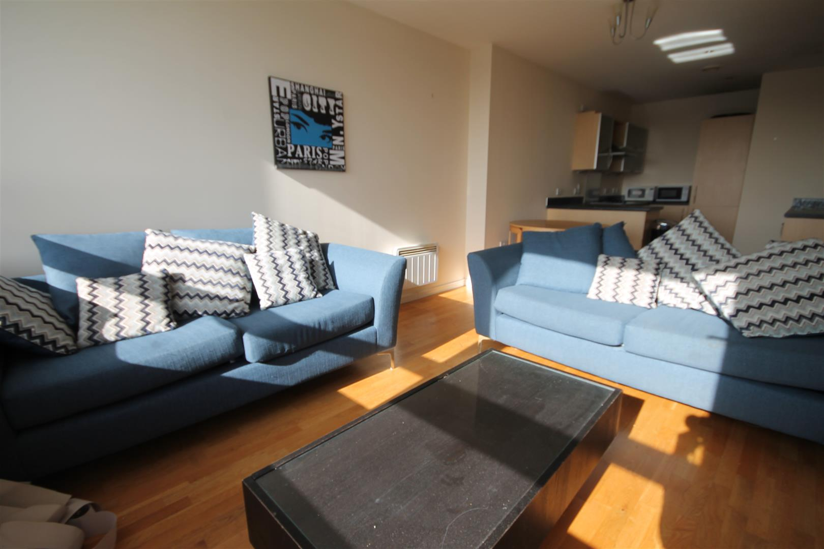 55 Degrees North Newcastle Upon Tyne, 2 Bedrooms  Apartment ,To Let